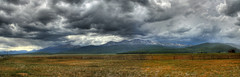 Cloudy Mountain Panorama (Scott Ingram Photography) Tags: panorama mountain barn geotagged ilovenature colorado peak buenavista northamerica leadville rockymountains 300 hdr 1000 bestofthebest 3x photomatix tonemapped perfectpanoramas hdrpano geo:lat=39221706 geo:lon=106363964 sipbotbfs slickrframe