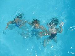 Underwater swimmers