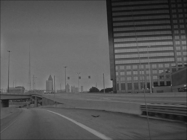 Atlanta twilight