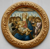 Madonna and Child and Singing Angels (Ramon2002) Tags: berlin art painting madonnaandchild gemaldegalerie sandroboticelli