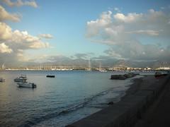 Hafen von Milazzo