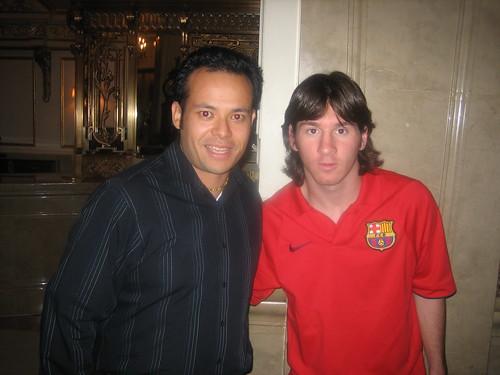 ResuperegoSHO con Messi!!!