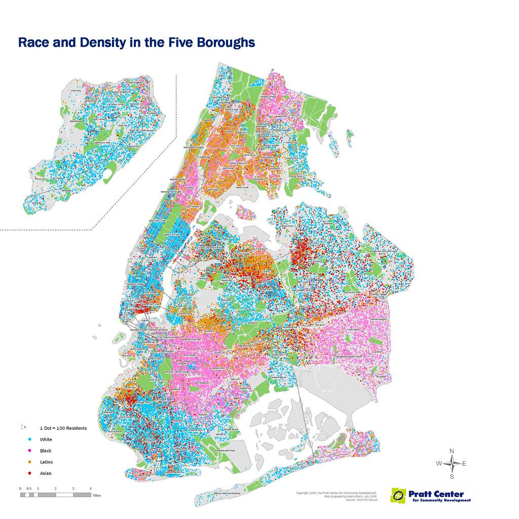 Map Of New York Ny Neighborhoods.Who Lives Where Map New York Cortland University Dorms
