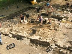DSCN3445 (wickenpedia) Tags: archaeology rachel stevie kate wicken wwwwickenarchaeologyorguk