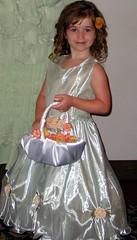Flower girl (kathleee) Tags: wedding jeff elaine august2006