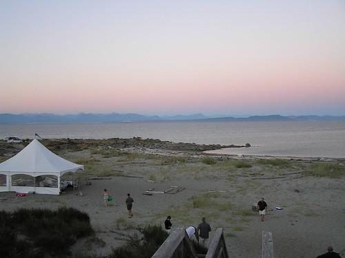 Comox Beach