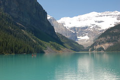 Lake Louise 3 (Patrick Costello) Tags: canada d50 alberta lakelouise banffnationalpark specland specnature