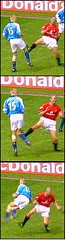 Roy Keane v Alf-Inge Haaland
