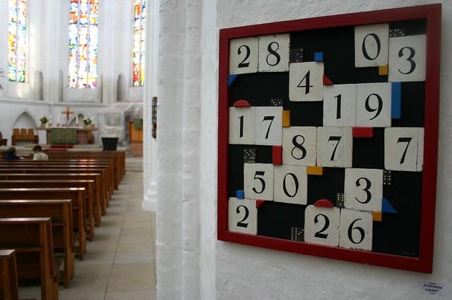 Petrikirche interior III