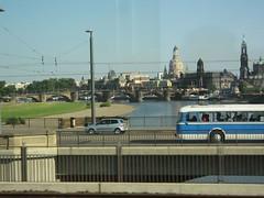 Bus in Dresden
