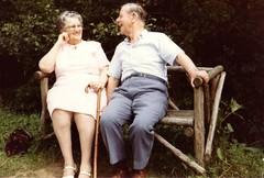 Norbert & Freda Ainscough 1985