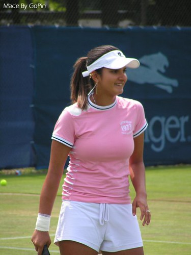 Sania Mirza A Tennis Star