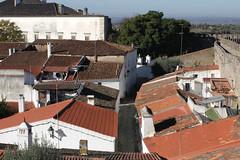 Vue de la forteresse (hans pohl) Tags: portugal alentejo toits roofs cities villes