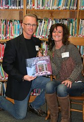 Author Kurt Wagner and wife Tina