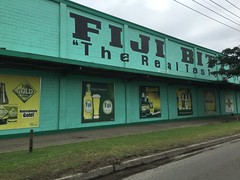 The Fiji brewery!