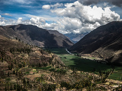 Sacred Valley of the Incas, Peru (Justgetdancey) Tags: mountains peru southamerica cusco valley andes sacredvalley incatrail urubamba incas valleyofyucay
