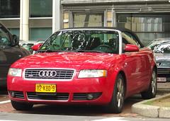2005 Audi A4 Cabriolet 3.0 quattro (B6) (rvandermaar) Tags: 2005 30 a4 audi cabriolet quattro audia4 b6 audia4cabriolet audib6 audia4b6 sidecode7 02kbd9