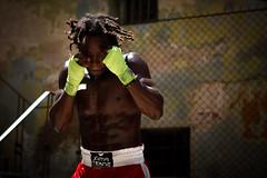 Boxer in training (Lil [Kristen Elsby]) Tags: travel topv1111 havana cuba boxer editorial boxing habana habanero oldhavana habanavieja travelphotography documentaryphotography middleweight boxinggym rafaeltrejo canon5dmarkii rafaeltrejoboxinggym