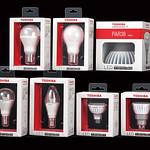 LEDランプパッケージの写真