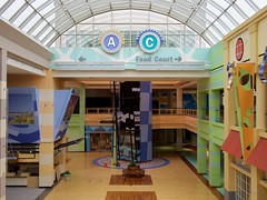 Cincinnati Mall (Travis Estell) Tags: retail mall shoppingmall deadmalls deadmall cincinnatimills deadretail forestfairmall cincinnatimall deadshoppingmall forestfairvillage