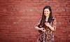 Adrianna Ciccone (laughing) - by Terri-Lynn Warren Photography (adrianna.ciccone) Tags: music canada photography folk adrianna fiddle warren halifax terrilynn ciccone