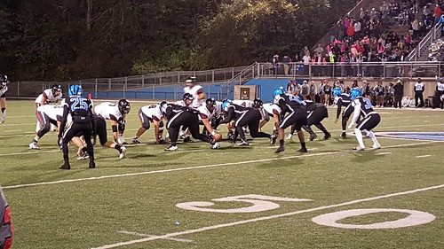 "Woodland Hills vs. Upper St. Clair - Oct 2, 2015 • <a style=""font-size:0.8em;"" href=""http://www.flickr.com/photos/134567481@N04/21889609262/"" target=""_blank"">View on Flickr</a>"