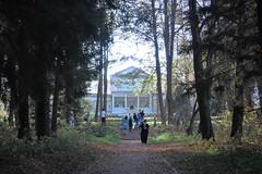 Музей-заповедник Абрамцево, XIX в. Подмосковье (varfolomeev) Tags: museum russia 2015 россия музей nikonp340