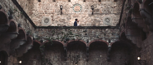 21982225412_5763310097 Wedding video in Tuscany | Venue Castello di Vincigliata