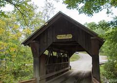 Emily's Bridge (davidlayne1284) Tags: bridge nikon vermont haunted coveredbridge stowe d7200