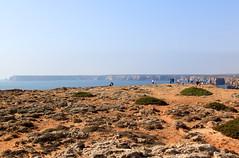 Ponta de Sagres, Algarve (Kristel Van Loock) Tags: travel portugal europa europe cliffs algarve viaggio vacanza portogallo sagres promontory 2015 promontório fortalezadesagres southernportugal pontadesagres southofportugal sagrespoint zuidportugal september2015