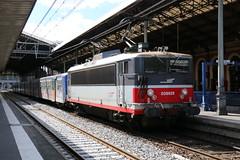 2015-09-17, SNCF, Toulouse Matabiau (Fototak) Tags: france train eisenbahn railway locomotive toulouse treno sncf 8629 bb8600