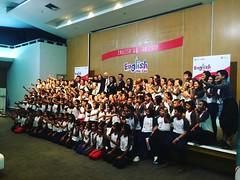 ค่ายภาษาอังกฤษ English We Can 2015 #นักเรียนโรงเรียนบ้านม่วงงาม 📕📖✏️ @บ้านวิทยาศาสตร์ สิรินธร ม.ธรรมศาสตร์ รังสิต  วันที่ 24-26ตุลาคม 2558  #ทรูปลูกปัญญา