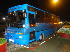 Tantivy 8 (Coco the Jerzee Busman) Tags: uk blue bus islands coach jersey channel tantivy