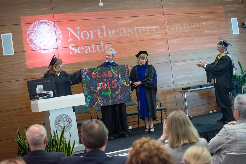 Seattle Campus Graduation Ceremony 2015