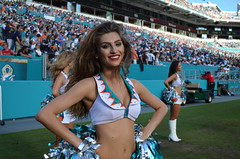 Adrianna (jackson1245) Tags: miami dolphins mdc nflcheerleaders miamidolphinscheerleaders dolphinscheerleaders