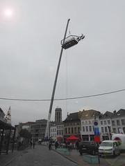 Gimycko Mechelen Veemarkt Kerstman Slee (gimycko) Tags: mechelen slee veemarkt kerstman gimycko