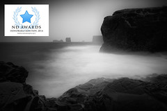 Slip Through The Cliff - 2014 ND Awards (Mabry Campbell) Tags: ocean longexposure sea blackandwhite bw cliff seascape art water dark photography coast photo iceland rocks moody photographer image south fine award competition cliffs coastal photograph le april coastline awards scandinavia campbell fineartphotography waterscape 2014 architecturalphotography 17mm commercialphotography southiceland 2013 architecturephotography southerniceland fineartphotographer architecturalphotographer houstonphotographer architecturephotographer mabrycampbell ndawards