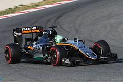 Formula One Testing (martinez constructor rc) Tags: formel1 formel f1 formula1 one february spain barcelona testing test catalunya wednesday 240222016 action track hulkenberg hülkenberg huelkenberg