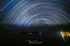 On the Equator - facing South (mousstique) Tags: startrail asia equator