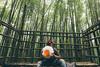 (HansenLiu山豬) Tags: travel taiwan httpswwwflickrcomphotosok8888ko people art hansenliu self tree clouds green