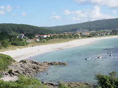Beach, Fisterra, Galicia!