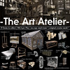 22769 - The Art Atelier for the Epiphany : January 2017 (manuel ormidale) Tags: art artatelier epiphany theepiphany sculpter sculptertools atelier wood stone marble statue painting decoration indoordecoration homedecor decor table couch sketches paintingtools 22769 22769~bauwerk pacopooley mesh meshdecoration sofa drapped gacha gachaevent