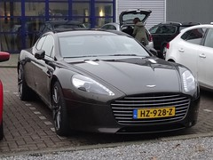 2015 Aston Martin Rapide S (harry_nl) Tags: netherlands nederland 2016 waddinxveen astonmartin rapide s hz928z sidecode9