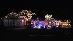 Weihnachtszeit ist Lichterzeit (Tobi NDH) Tags: weihnachten christmas kersfees jul navidad noël božić natale kerstmis natal lichter lights 2016 thüringen thuringia deutschland germany günstedt landkreissömmerda dekoration
