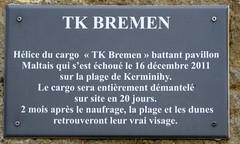 Erdeven et le TK Bremen (Gébété29) Tags: morbihan erdeven cargomaltais