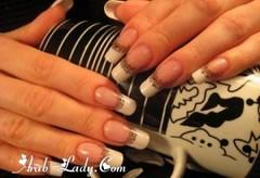 فن الرسم على الأظافر بأجمل الألوان (Arab.Lady) Tags: فن الرسم على الأظافر بأجمل الألوان