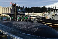 170127-N-SH284-138 (U.S. Pacific Fleet) Tags: ussolympia submarine npasenw navalbasekitsap navalbasekitsapbremerton alabama unitedstates us