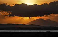 When The Evening Comes (AnyMotion) Tags: sunset sonnenuntergang clouds wolken water wasser colours farben landscape landschaft nature natur 2011 amboseligamereserve kenya kenia africa afrika anymotion reisen travel 5d2 canoneos5dmarkii landschaftsaufnahmen ngc npc