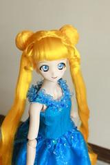 Usagi (luna✳con✳leche) Tags: dollfiedream dd volksbjd volksdollfiedream dds dollfiedreamsister usagi cinderelladress bluedress