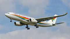 A330 Tibet Airlines F-WWKU / B-8420 msn 1730 (Mav'31) Tags: blagnac jéromevinçonneau lfbo mav31 spotting tls toulouse a330 tibet airlines fwwku b8420 msn 1730 airbus a330200 a332 a330243 spotter spotteur airliners airline liners aiplane plane aircraft avion grosporteur extérieur aéronef nikon sigma d5100 120400mm